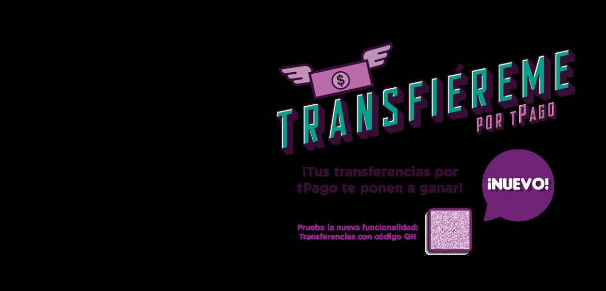 Transferencias tPago